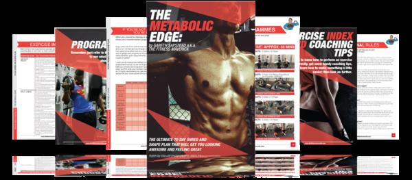 The Metabolic Edge Fat Loss Guide The Fitness Maverick