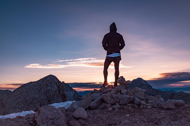 Pursuing Mountains and Chocolate Biscuits! The Fitness Maverick