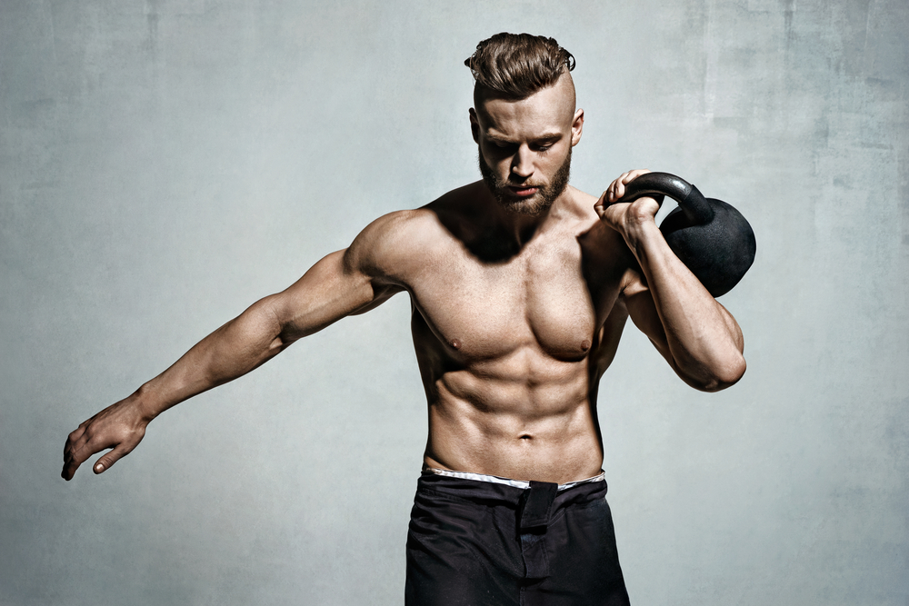 Hammer your triceps with kettlebells The Fitness Maverick