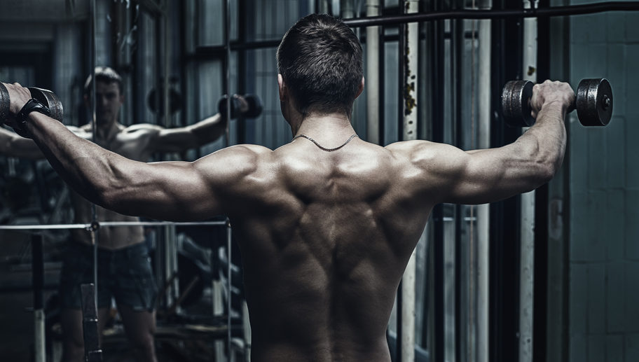shoulders superset