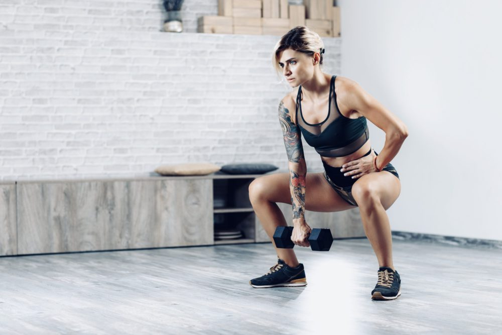 One-dumbbell Home Workout: Glutes & Hamstrings The Fitness Maverick