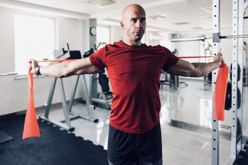 Better band shoulder dislocates The Fitness Maverick
